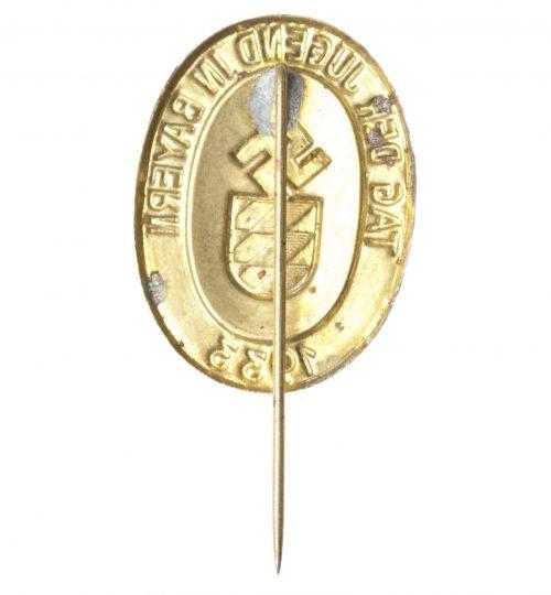Hitlerjugend (HJ) - Tag der Jugend in Bayern 1933 badge