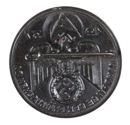 Kampftage der Fränkischen SA 1937 abzeichen