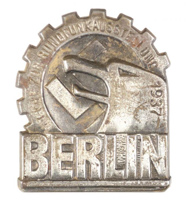 Kraft durch Feude - Mit K.D.F. zur Rundfunkausstellung Berlin