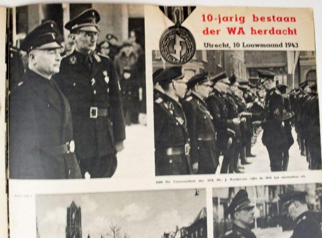 NSB Fotonieuws de Spiegel der Beweging 3e jrg Nr. 1