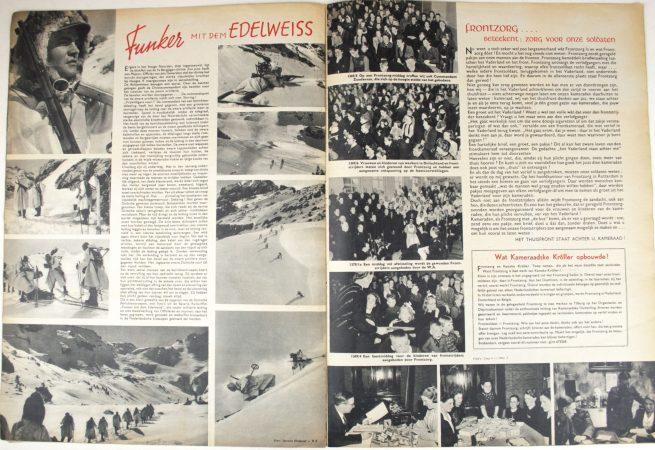 NSB Fotonieuws de Spiegel der Beweging 3e jrg Nr. 2