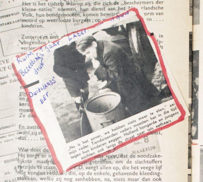 NSB Fotonieuws de Spiegel der Beweging 3e jrg Nr. 4