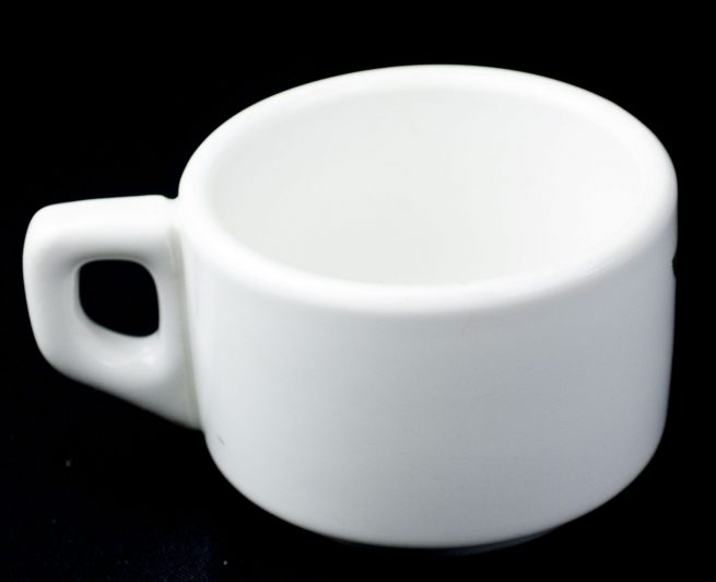 WWII German Police / Polizei cup and saucer