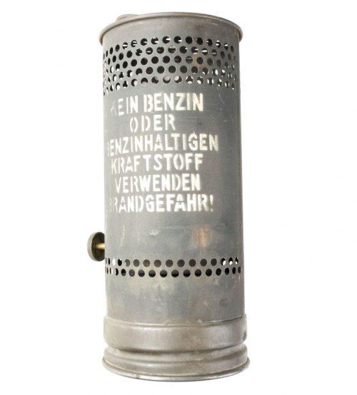 Wehrmacht (Heer) Vehicle Battery Heater in excellent condition