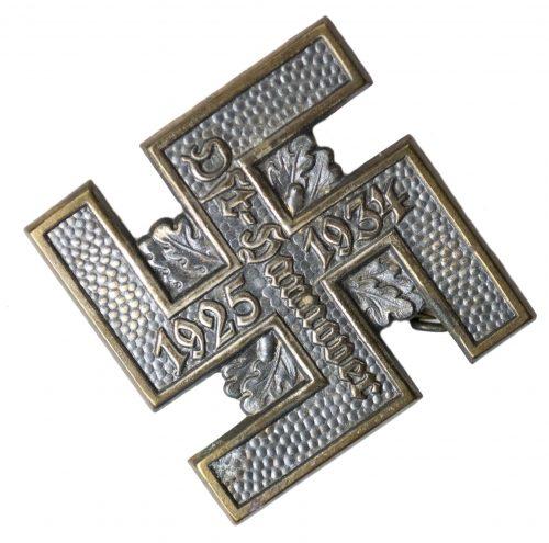 1925 - 1934 Ost Hannover abzeichen