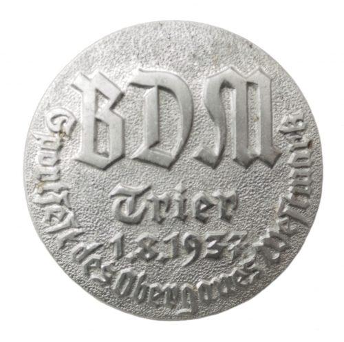 Bund Deutsche Mädel - BDM 1.8.1937 Sportfest des Obergaues Westmark