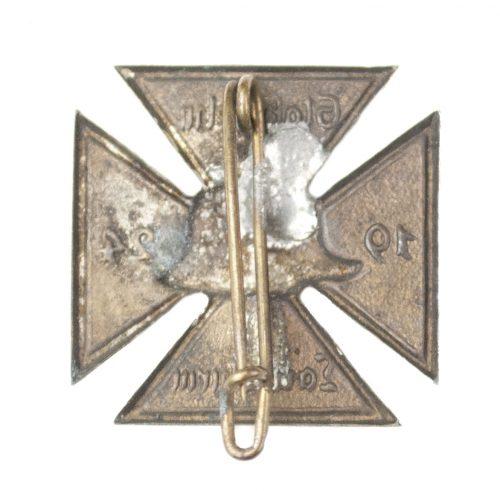 Der Stahlhelm - Civil Badge Stahlhelm Landsturm 1. Form (1924-1926)