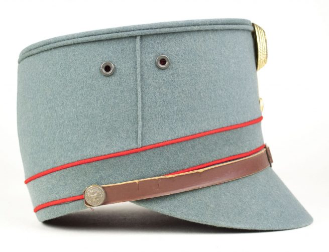 Dutch Army before 1940 / Nederlandse Leger kepie voor 1940 - Manschappen Artillerie