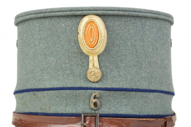 Dutch Army before 1940 / Nederlandse Leger kepie voor 1940 - Manschappen kepie 6e Regiment
