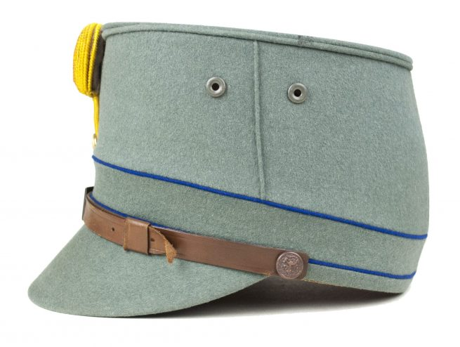 Dutch Army before 1940 / Nederlandse Leger kepie voor 1940 - Onderofficier met Leeuwtje