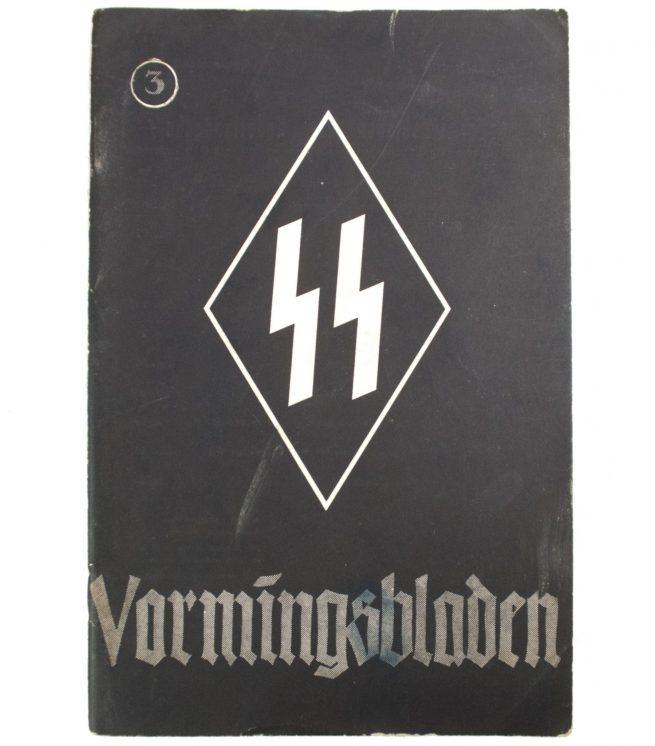 Dutch-SS – SS Vormingsbladen Jrg 2. No.3