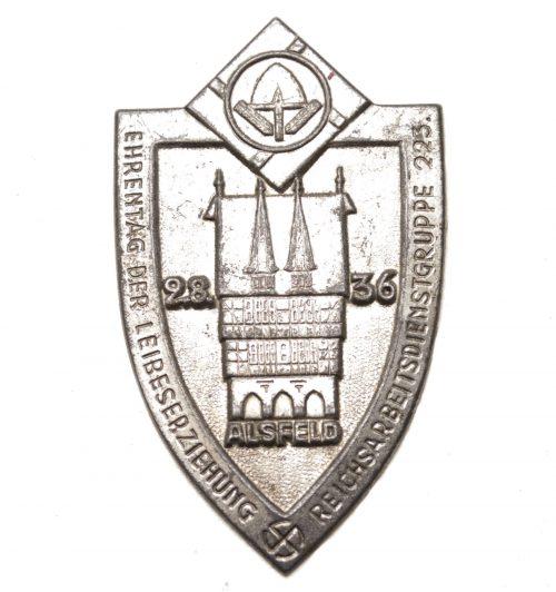 Ehrentag der Leibeserziehung Reichsarbeitsdienstgruppe 223