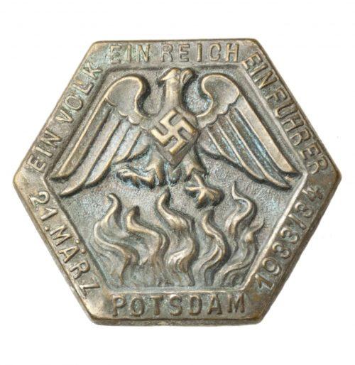 Ein Volk Ein Reich Ein Führer 21 März Potsdam 1933/34