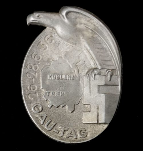Gautag Koblenz Trier 26-28.6.36 abzeichen