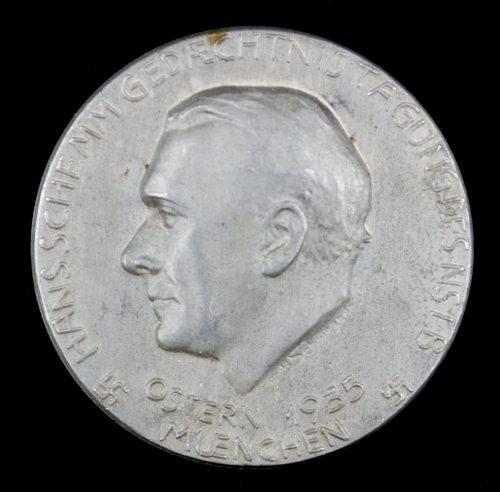 Hans Schemm Gedaechtness tagung des NSLB Ostern 1935 Muenchen