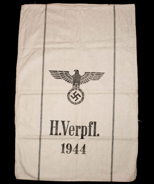Heeresverpflegungssack 1944 - STONE MINT and very rare in this condition!!! (3)
