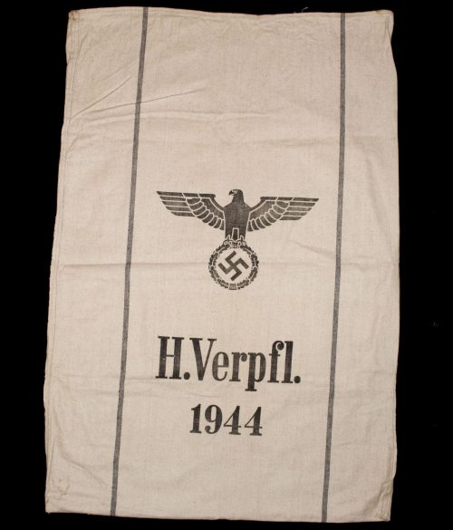 Heeresverpflegungssack 1944 - STONE MINT and very rare in this condition!!! (4)
