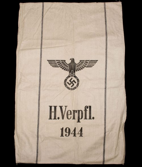 Heeresverpflegungssack 1944 - STONE MINT and very rare in this condition!!! (5)