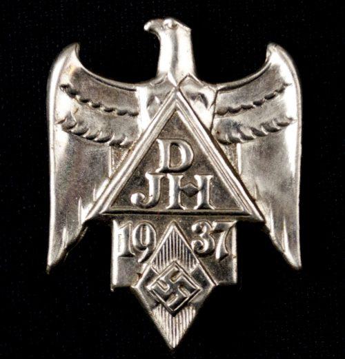 Hitlerjugend (HJ) Deutsche Jugendherbergen (DJH) 1937