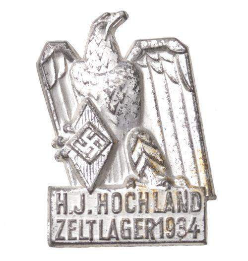 H.J. Hochland Zeltlager 1934