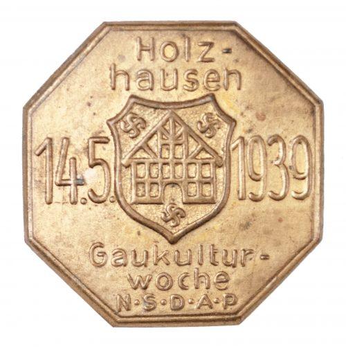Holzhausen 15.5.1939 Gaukulturwoche NSDAP