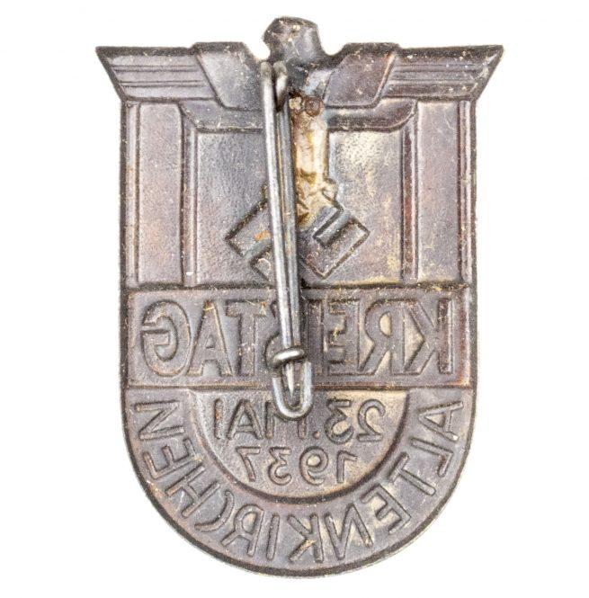 Kreistag Altenkirchen 23. Mai 1937 abzeichen
