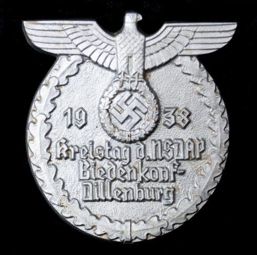 Kreistag der NSDAP Biedenkopf-Dillenburg 1938