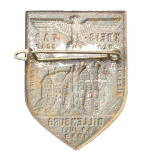 Kreistag der NSDAP Biedenkopf Dillenburg 8.-9. Juli 1939