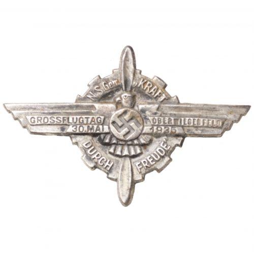 NS Gem. Kraft Durch Freude Grossflugtag Oberwiesenfeld 30. Mai 1935