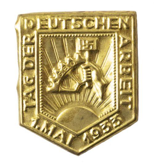 NSBO Tag der Deutschen Arbeit 1 Mai 1933