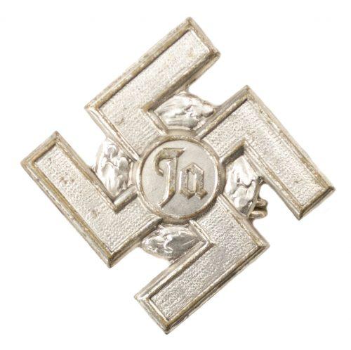 "NSDAP Hitler ""Ja"" Election badge ca. 1933 (RARE!)"