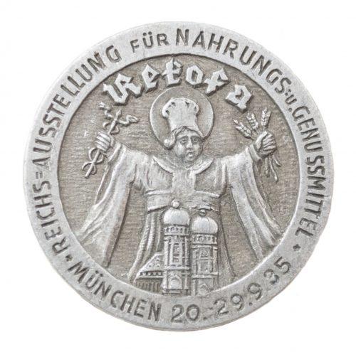 Reichsausstellung für Nahrungs und Genussmittel München 20.29.9.35