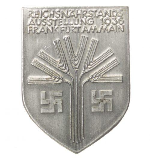 Reichsnährstands Ausstellung 1936 Frankfurt am Main (maker Wiedmann)