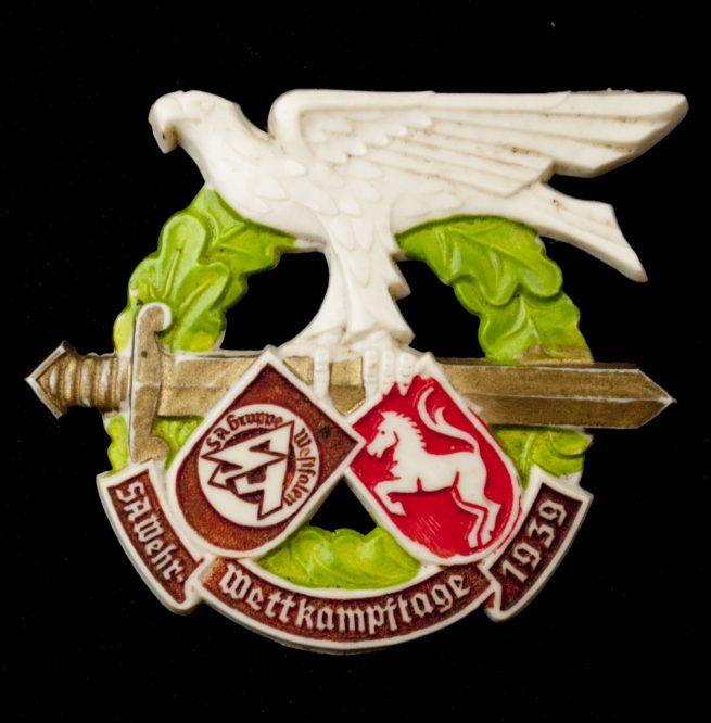 SA Wehrwettkampftage 1939 SA Gruppe Westfalen