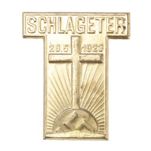 Schlageter abzeichen 26.5.1923