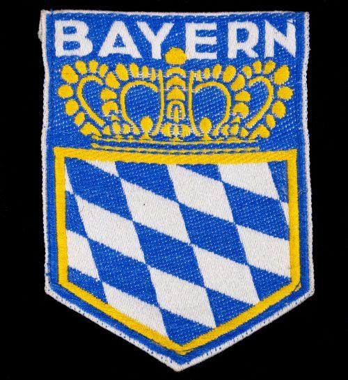 Stahlhelmbund ärmelschild Landesverband Bayern