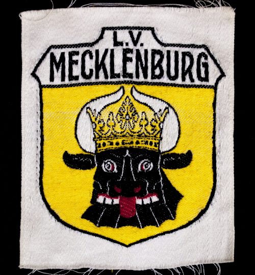Stahlhelmbund ärmelschild Landesverband Mecklenburg