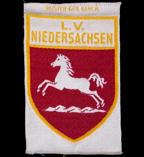 Stahlhelmbund ärmelschild Landesverband Niedersachsen