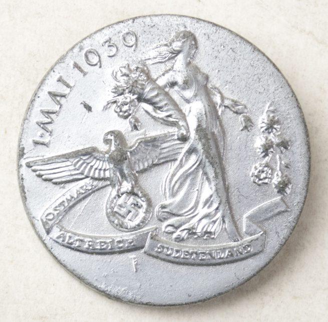 Tag der Arbeit badges set (1934-1939)