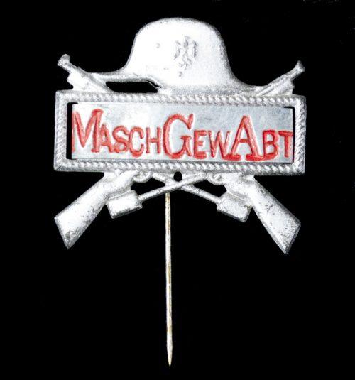 WWII Maschinen Gewehr Abteilung badge