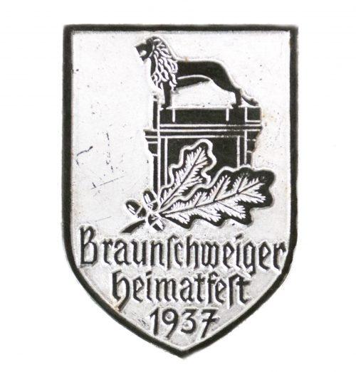 Braunschweiger Heimatfest 1937 abzeichen