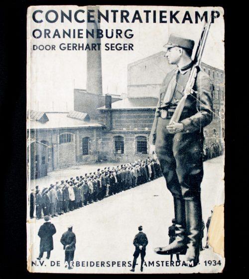 Brochure: Concentratiekamp Oranienburg (1934)