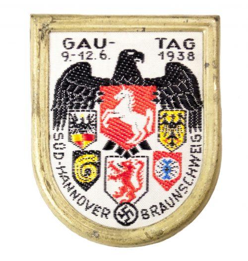 Gautag 1938 Süd Hannover Braunschweig abzeichen/badge