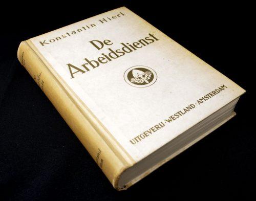 Konstantin Hierl, De Arbeidsdienst (Westland)