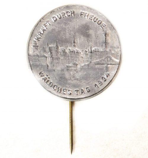 Kraft durch Freude (KDF) Wäldchestag 1934
