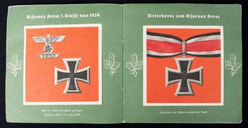 Kriegsauszeichnungen Ehrenzeichen im Freiheitskampf für Grossdeutschland (1942)
