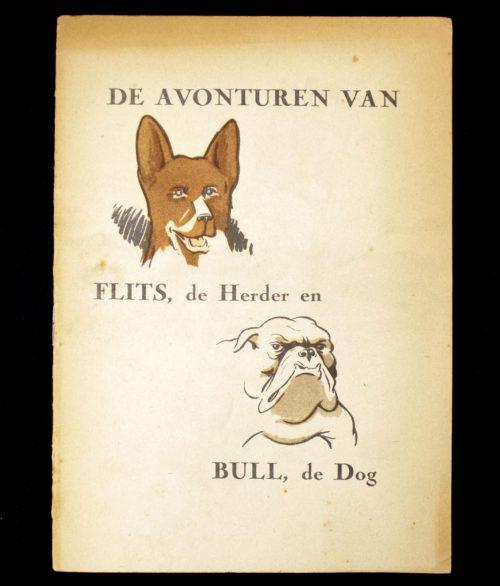 (NSB) De avonturen van Flits, de Herder en Bull, de Dog (1943)
