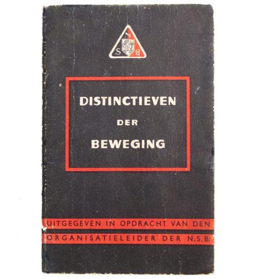 NSB - Distinctieven der Beweging booklet