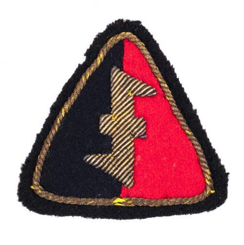 NSB (WA) visor insignia (small)