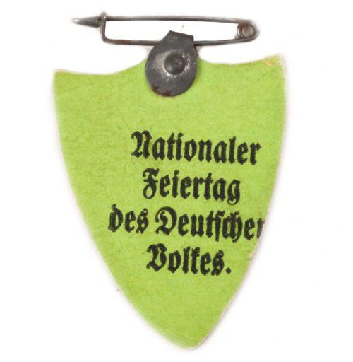 Nationaler Feiertag des Deutschen Volkes abzeichen